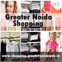 Shopping in Greater Noida